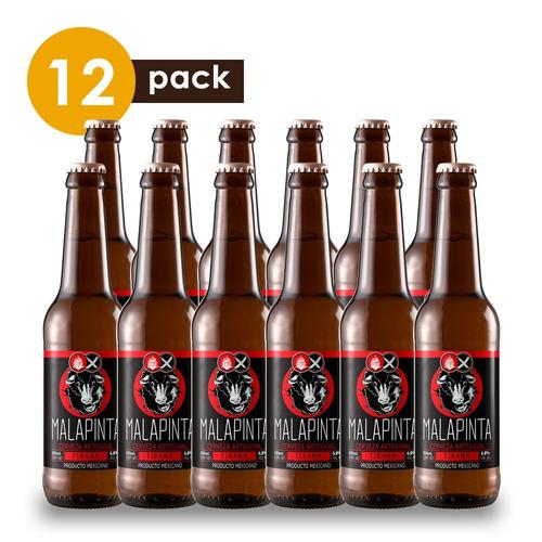 Cerveza Artesanal Malapinta Tirana Cervexxa Beerpack 12