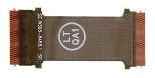 Cabo Flex Sony Ericsson W395 F305 Flat Flexível Carta Reg.
