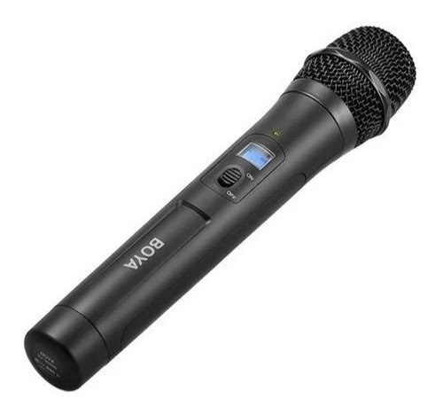 Microfone Sem Fio Boya By-whm8 Pro Sem Fio Uhf C/nf-e