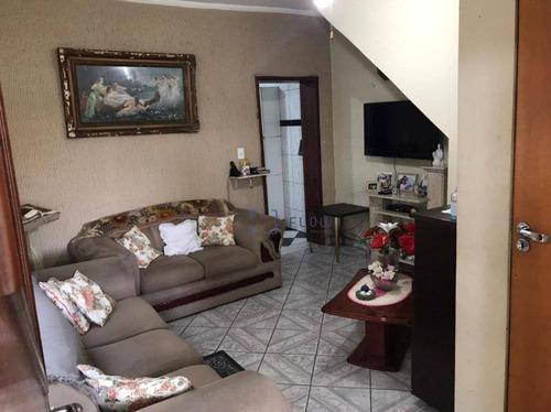 Imagem 1 de 30 de Sobrado À Venda, 157 M² Por R$ 425.000,00 - Vila Das Mercês - São Paulo/sp - So1663