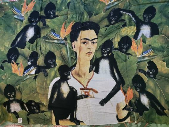 Pareo, Diseño Frida Kahlo