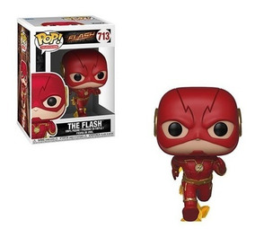 Série The Flash Boneco Pop Funko The Flash #173