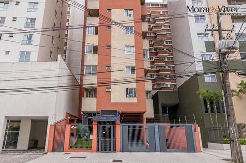 Imagem 1 de 15 de Apartamento Para Venda Em Curitiba, Cristo Rei, 1 Dormitório, 1 Banheiro, 1 Vaga - Ctb0880_1-1962926