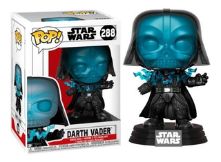 Funko Pop Darth Vader Electrificado # 288 * Local Balvanera
