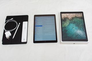 iPad Pro 12,9 2da Generación 64 Gb + Funda + Apple Pencil