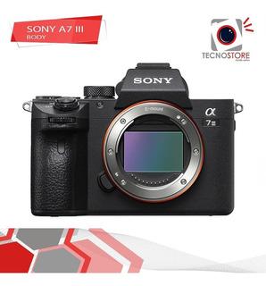 Sony A7 Iii Cuerpo, Buen Precio