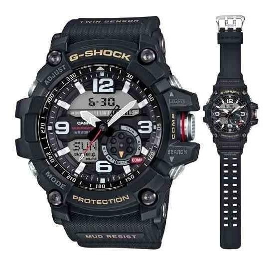 Relógio Casio G Shock Gg 1000-1a1 Mudmaster