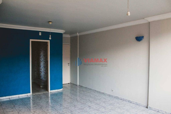 Apartamento Com 3 Dormitórios À Venda, 120 M² Por R$ 380.000 - Vila Adyana - São José Dos Campos/sp - Ap2715