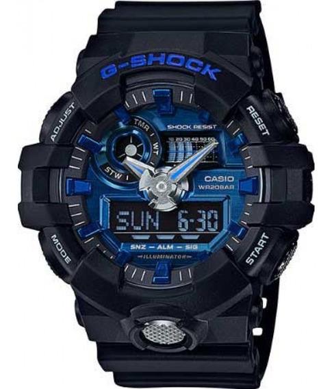 Relógio G-shock Masculino Ga-710 Original Na Caixa