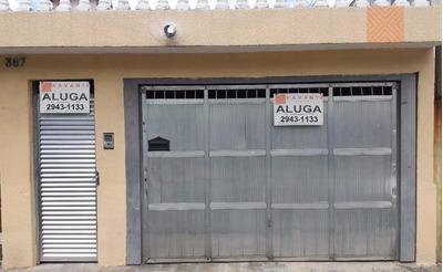 Casa Residencial Para Locação, Penha De França, São Paulo. - Ca0429