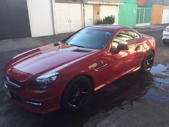 Mercedes Benz Slk 200 Convertible Ta 2013