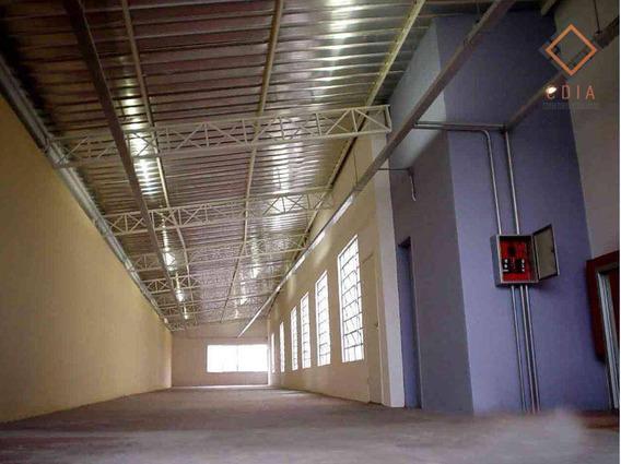 Salão Comercial Bairro Barra Funda, 300 M², Produção, Salão, Wc Diretoria, 4 Banheiros Ambos Sexos, Recepção, Pacote R$ 8.857,00 - Sl0004