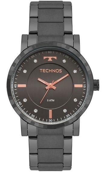 Relógio Feminino Technos 2036mjr/4c