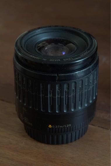 Objetiva Canon 35-80mm F:4-5.6
