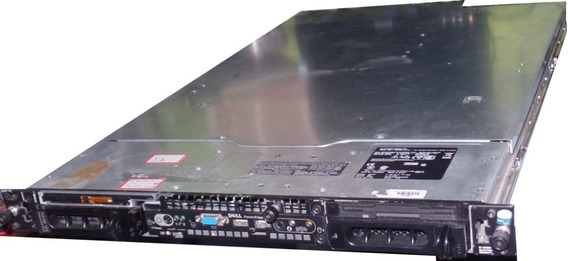 Servidor Dell Poweredge 1850 2 Xeon 3.80ghz, 6gb, 2 Hd 146gb