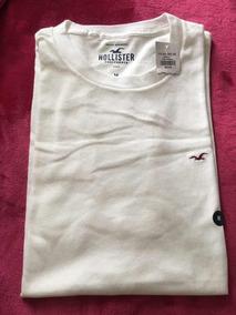 Camiseta Hollister Original Branca