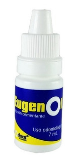 Eugenol 7 Ml Con Gotero - Líquido Cementante Dental