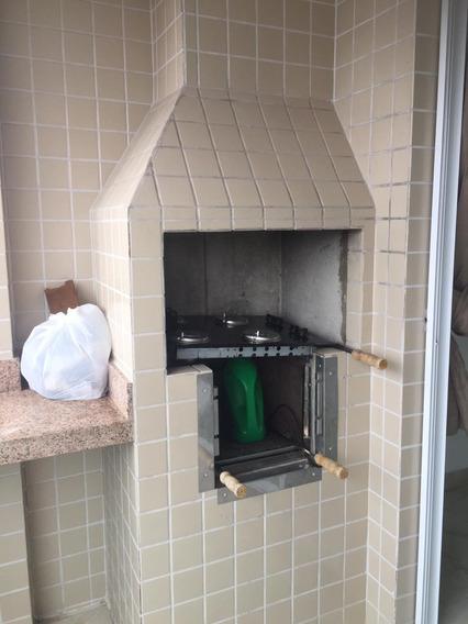 Apartamento 2 Dorm Sacada Baixada Santos Caiçara