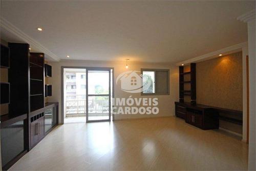 Apartamento Com 2 Dormitórios À Venda, 88 M² Por R$ 885.000 - Vila Leopoldina - São Paulo/sp - Ap18562