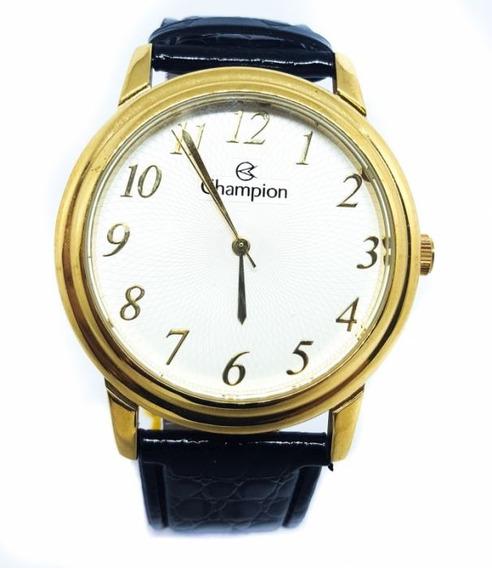 Relógio Masculino Champion Ch22760b Analógico 5 Atm