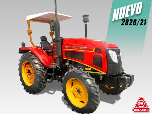 Tractor Agricola Angosto Roland H055 4wd