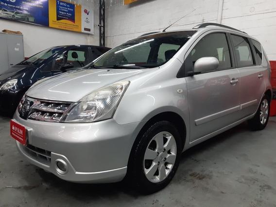 Nissan/ Livina Sl 1.6 Flex Completa 2012