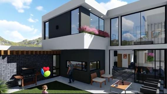 Casa En Venta A Estrenar El Refugio Queretaro Rcv200714-pd