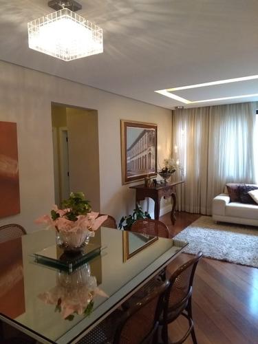 Moema - Apartamento 3 Dormitórios, Sendo 1 Suíte - 1