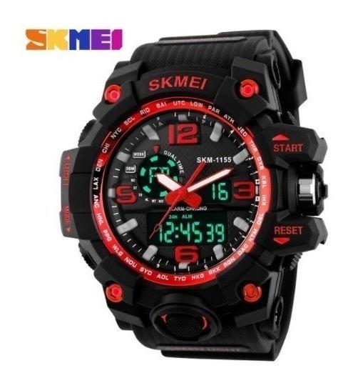 Relógio Masculino Skmei Esporte 50m Resistente Água 1155