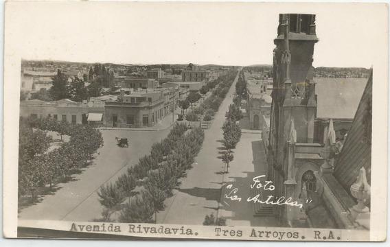 Antigua Postal Tres Arroyos, Bs. As.