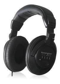 Fone De Ouvido - 3,5 Mm Headphone - Profissional Kensington