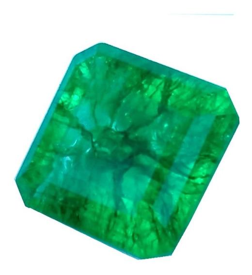 Esmeralda Verde Neon Square Maravilhosa