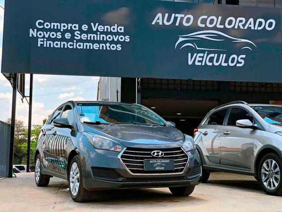 Hyundai Hb20s 1.6 Comfort Automático 2016