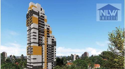 Apartamento Com 2 Dormitórios À Venda, 61 M² Por R$ 427.350,00 - Vila Nova Das Belezas - São Paulo/sp - Ap1520