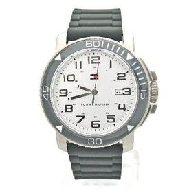 Relógio Tommy Hilfiger 1790823 Chron Grey - Oportunidade