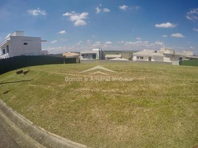 Terreno À Venda Em Loteamento Parque Dos Alecrins - Te007562