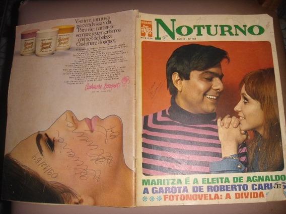 Noturno Nº100 - 9/67 - Agnaldo Rayol / Ronie Von / Erasmo