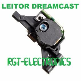 Leitor Sega Dreamcast Unidade Óptica