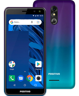 Smartphone Positivo Twist 3 Pro S533 64gb Tela 5.7 3g Aurora