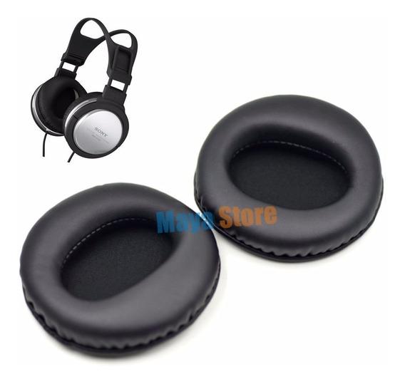 Almofadas Espumas Reposição Fone Sony Mdr Xd100 Xd150 Xd200