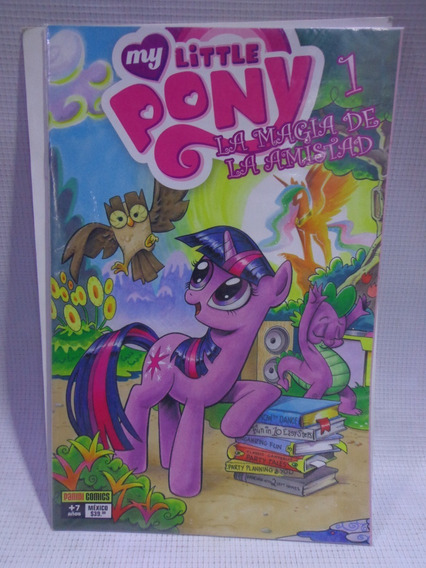 Panini my Little pony-la escuela de la amistad sticker 5