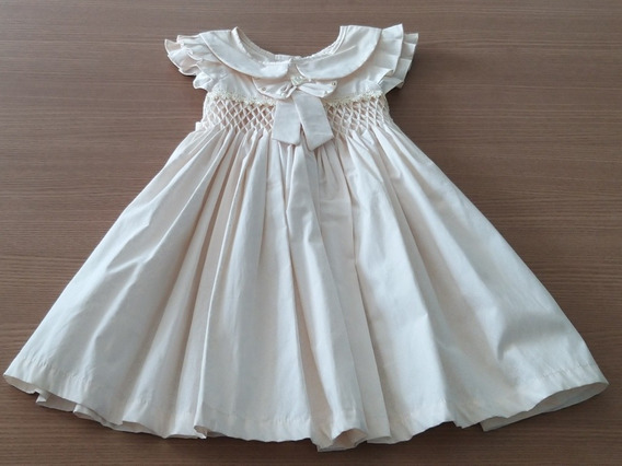 Vestido Casinha De Abelha Infantil
