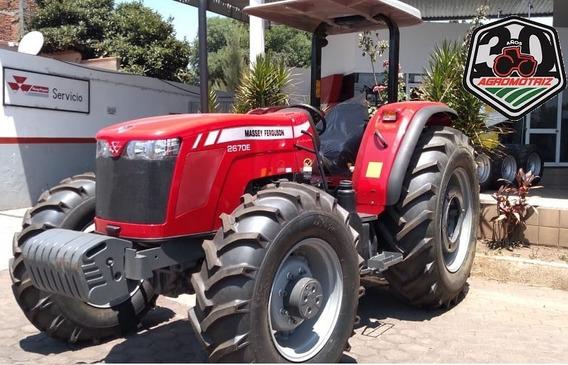 Tractor Agrícola Mf2670e(95hps) Turbo, Nuevo Promo