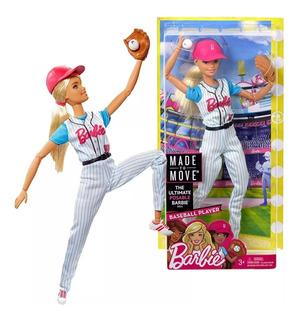 Barbie Made To Move Baseball / Original
