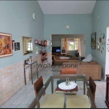 Casa A Venda No Bairro Cibratel Ll Em Itanhaém - Sp.  - Wce333-1