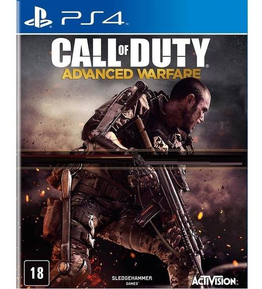 Call Of Duty Advanced Warfare Ps4 ¹ Dublado Game Play 4 Prom