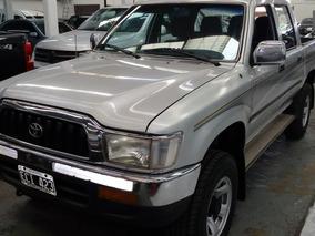 Toyota Hilux 3.0 D/cab 4x2 D Srv Gris 2003 Precio De Contado