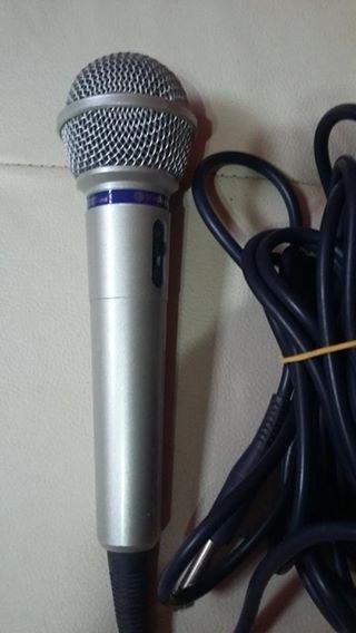 Microfone Gradiente