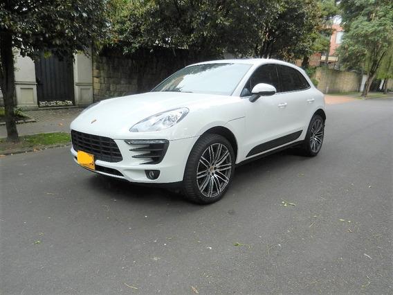 Porsche Macan-s, 2015, Sport Plus, Unico Dueño, Poco Uso !!!