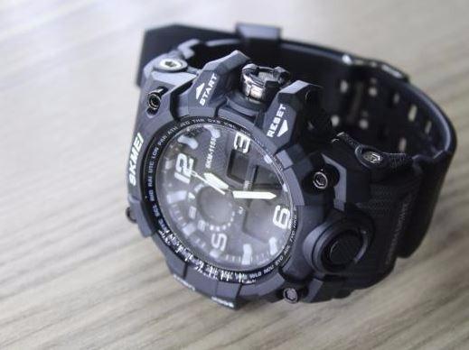 Relógio Militar S-shock Analógico Digital Prova D